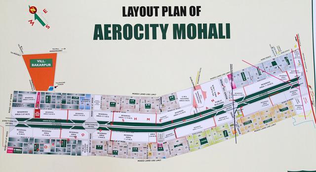 aerocity mohali