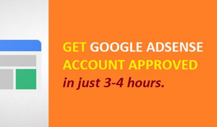 google-adsense-approved-3-hours