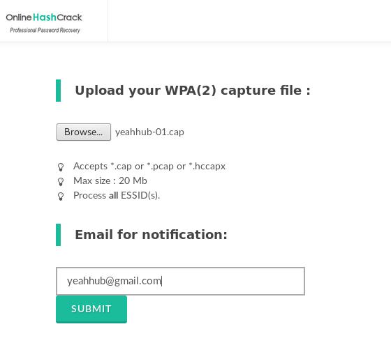 Crack WPA/WPA2-PSK using Aircrack-ng and Hashcat - 2017