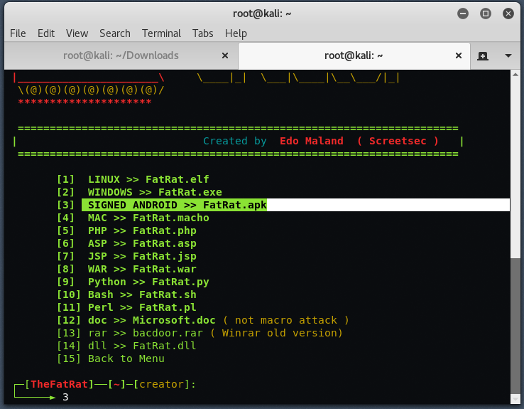 Hack Android using Metasploit without Port Forwarding over Internet