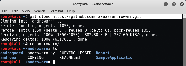 Androwarn - An open source APK static code analyzer - Yeah Hub