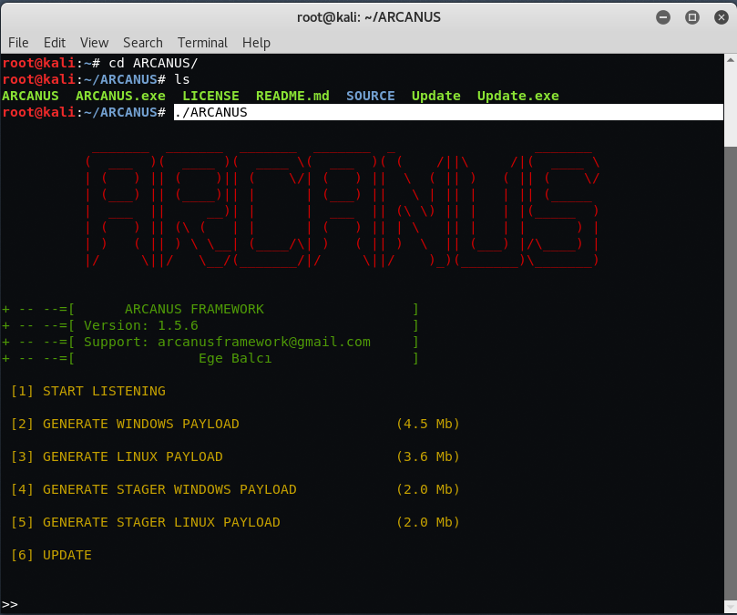 Hack Windows/Linux using ARCANUS Framework - 100% FUD - Yeah Hub