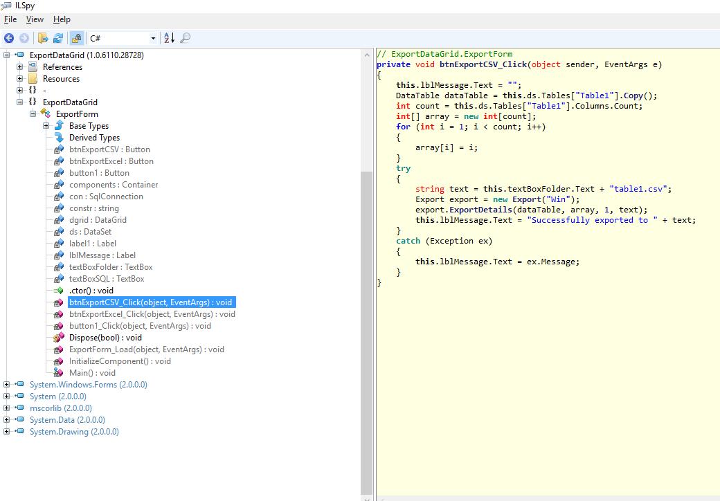 Github Decompiler