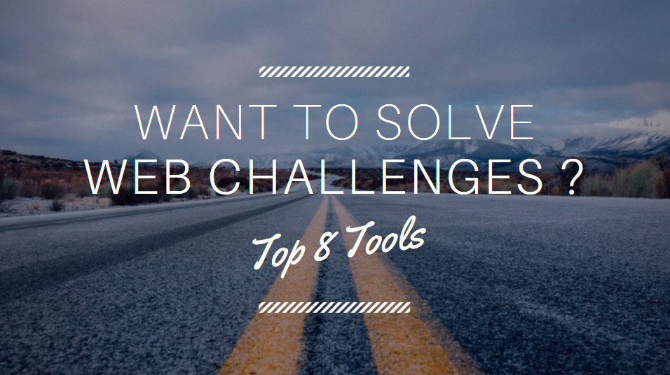 Top 7 tools used for Solving Web Challenges - Yeah Hub