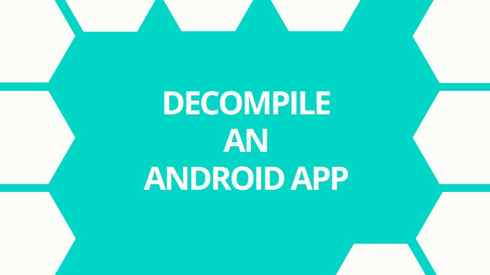 Decompile an Android Application with Dex2jar and Jd-GUI - Yeah Hub