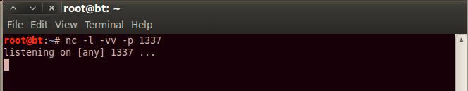 Reverse Shell between two Linux machines - Yeah Hub
