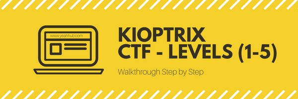 Kioptrix All Levels CTF Challenges