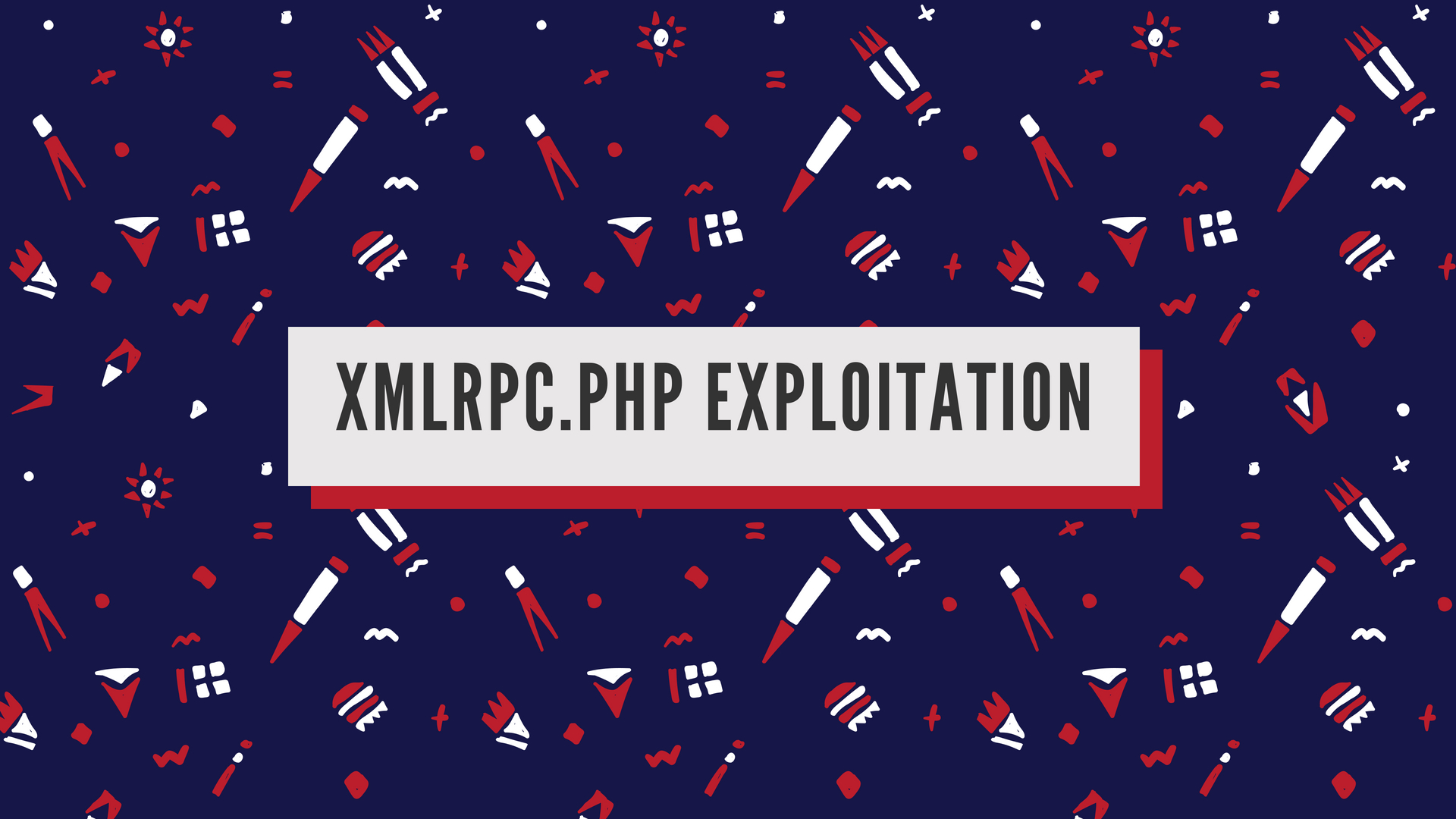 Live Detection and Exploitation of WordPress xmlrpc.php File - Yeah Hub