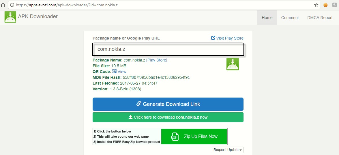 How to download any APK file directly online - Yeah Hub