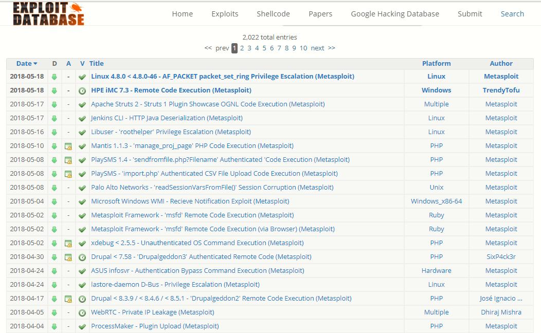 Adding a third party Module into Metasploit Framework - Yeah Hub