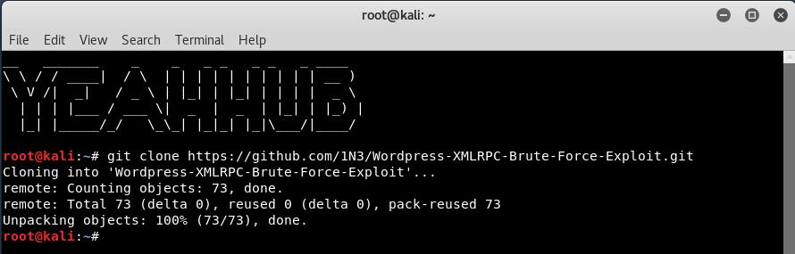 Live Detection and Exploitation of WordPress xmlrpc php File - Yeah Hub