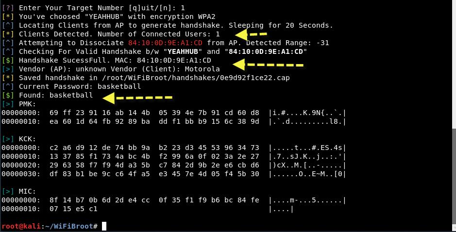 Github Wifi Hacker