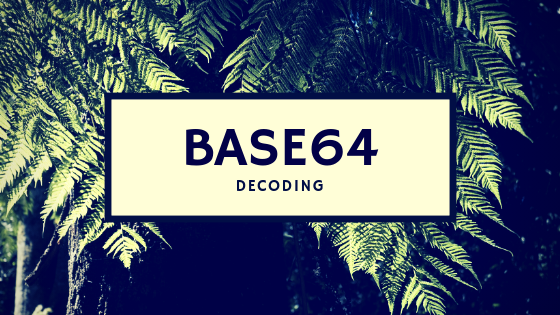 How To Decode Base64 In Most Popular Programming Languages - Yeah Hub