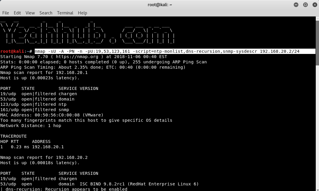 Top 30 Basic NMAP Commands for Beginners - Yeah Hub