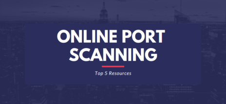 Online Port Scanning Resources