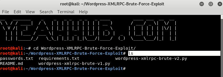 Bruteforce WordPress with XMLRPC Python Exploit - Yeah Hub