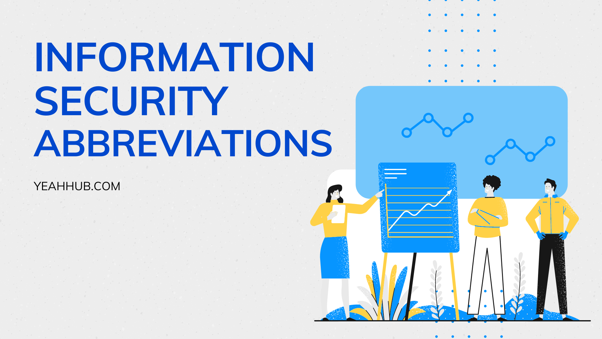 Information Security Abbreviations